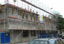 rusztowania na budynki