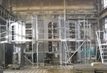 rusztowania budowa
