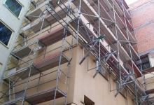 rusztowania na wysokie budowle
