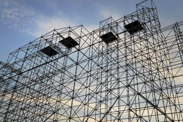 Rusztowania: wyzwania dzisiejszych budów