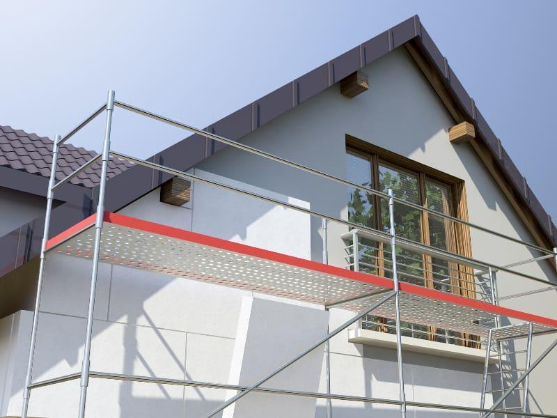 remont domu rusztowanie