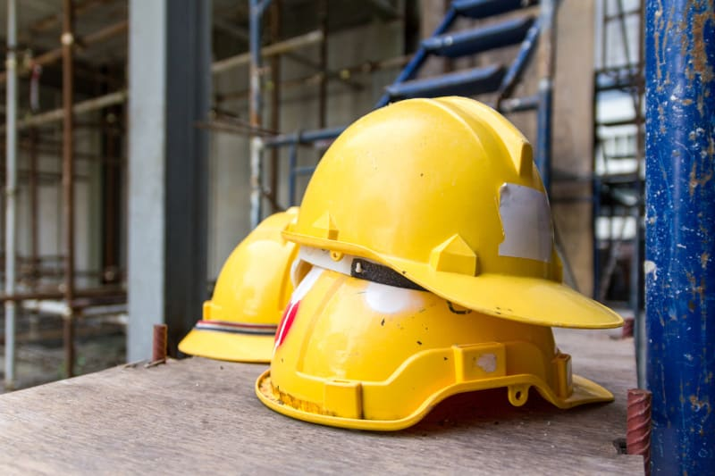 Bezpieczeństwo pracy na rusztowaniach